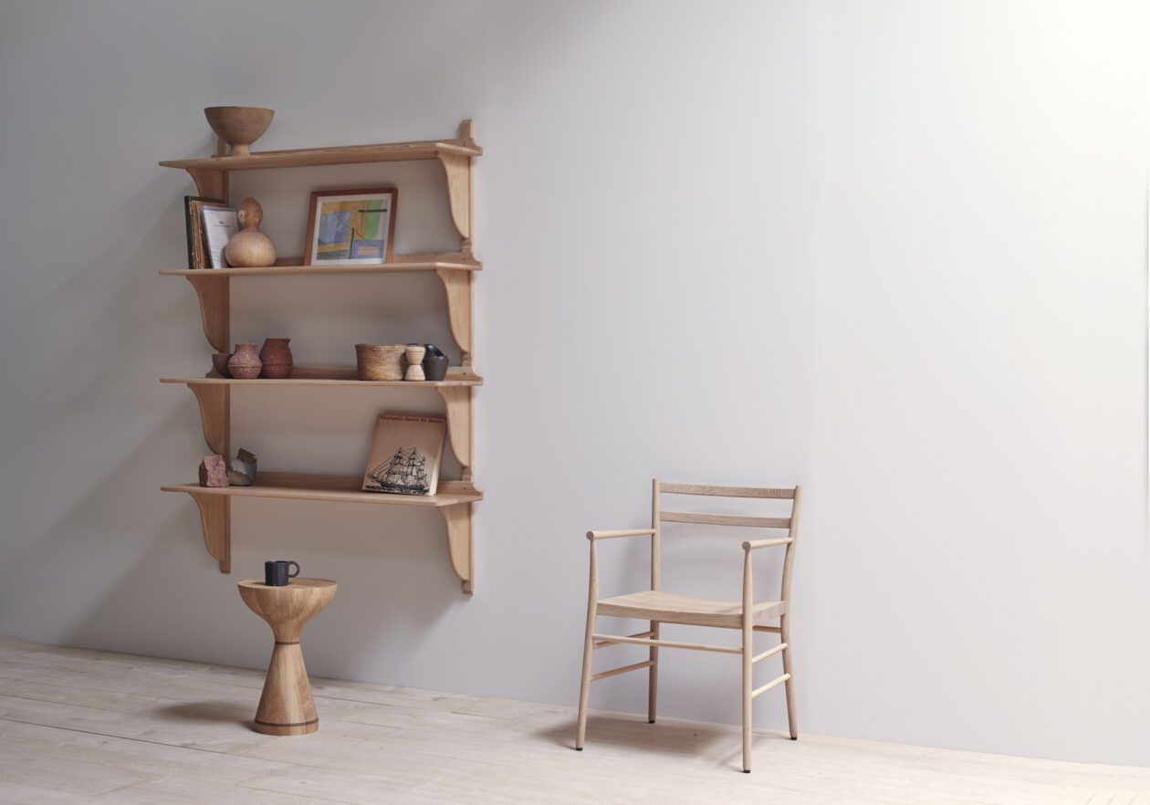 Pinch Audley shelving 106 LR