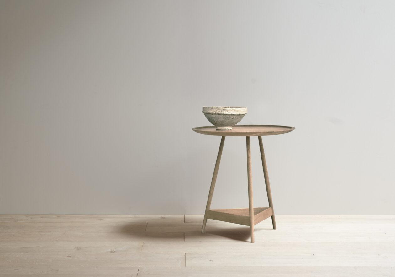 Pinch Clyde lamp table 2021 173 OAK LR