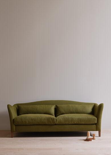 Moreau sofa thumb green NEW