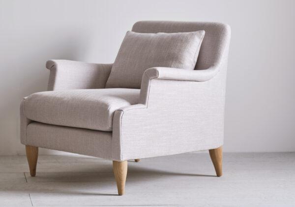 Angelo armchair detail