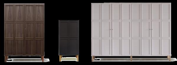 Custom Frey armoire