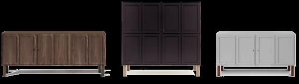 Custom Frey sideboard