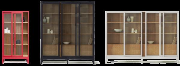 Custom Joyce cabinet
